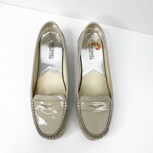 Michael Kors | Patent Leather Loafer Penny Loafer